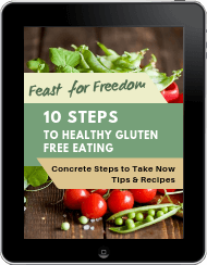 10 Steps to Healthy Gluten Free Eating