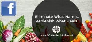 Facebook page - Whole Life Nutrition image
