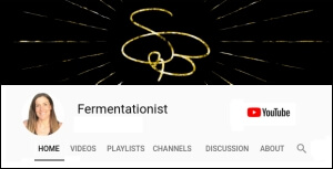 You Tube Channel - Fermentationist image